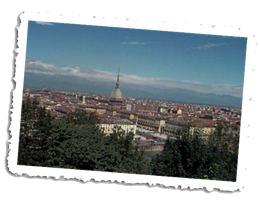 Turin panorama